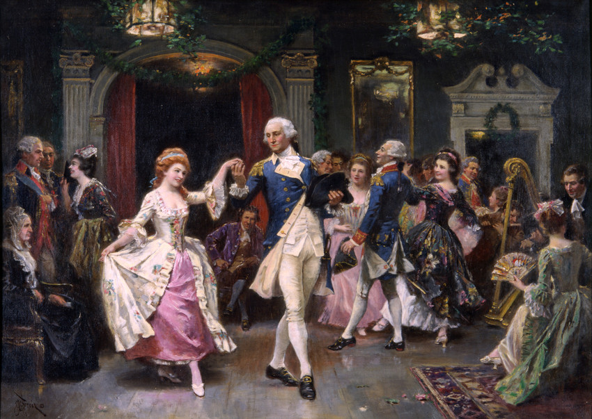 Colonial Music And Dancing – July 2020