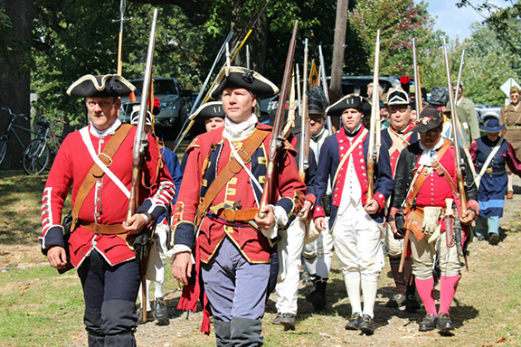 2017 Heritage Day At The Paoli Battlefield
