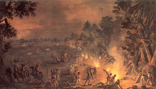 The Battle Of Paoli Is The 9th Deadliest Battle Of The American Revolutionary War