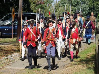 The Militia Is Heading To Malvern, Learn More By Coming To Our 4th Annual Event -- Heritage Day