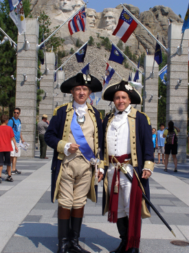 Washington And Lafayette- The Friendship That Saved The Revolution