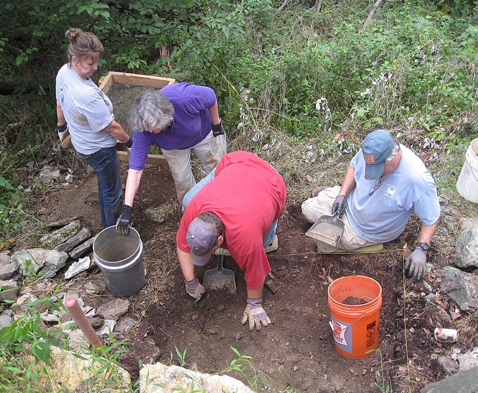 2015 Summer Archaeology Program – Volunteers Needed!!