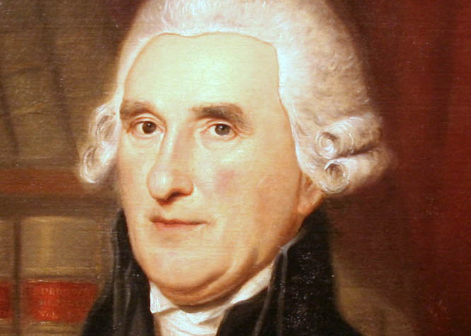 Thomas McKean2 By Charles Willson Peale