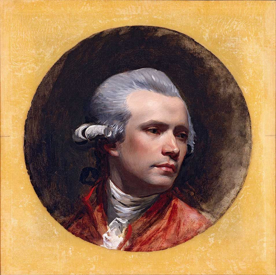 Painting Soldiers, Spies And Patriots: John Singleton Copley