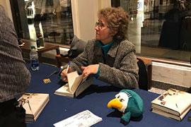 Author Judith Van Buskirk