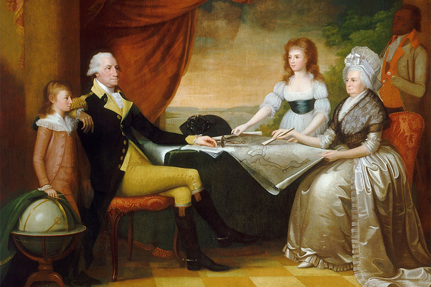 George And Martha – In Perfect Felicity