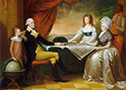 Washington's Family by Edward Savage