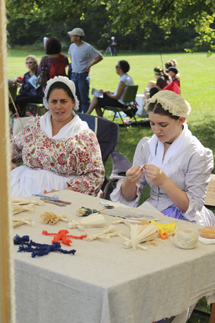Heritage Day At The Paoli Battlefield