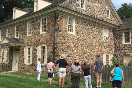 Historical Waynesborough tour