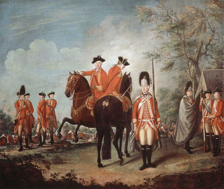 British Army Foraging Policy In The South, 1780-1781