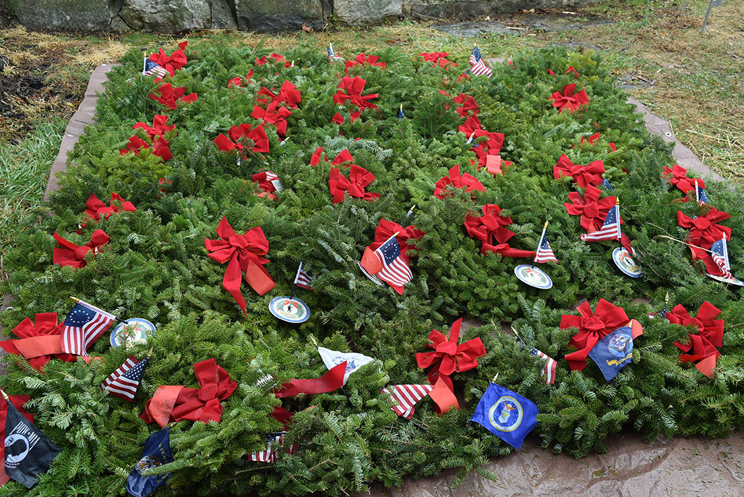 Wreaths Across America At The Paoli Battlefield – 2019