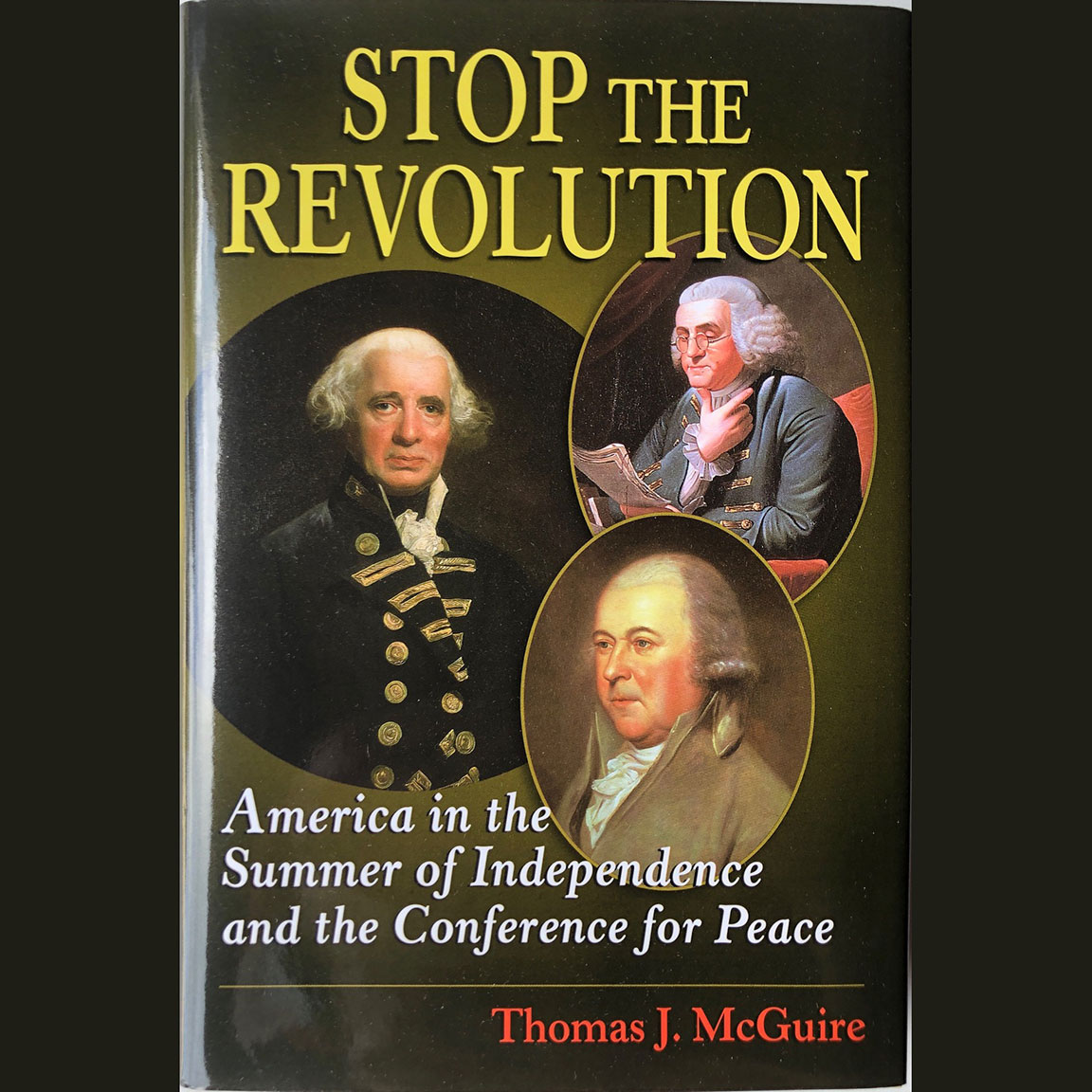 Stop The Revolution – By Thomas McGuire