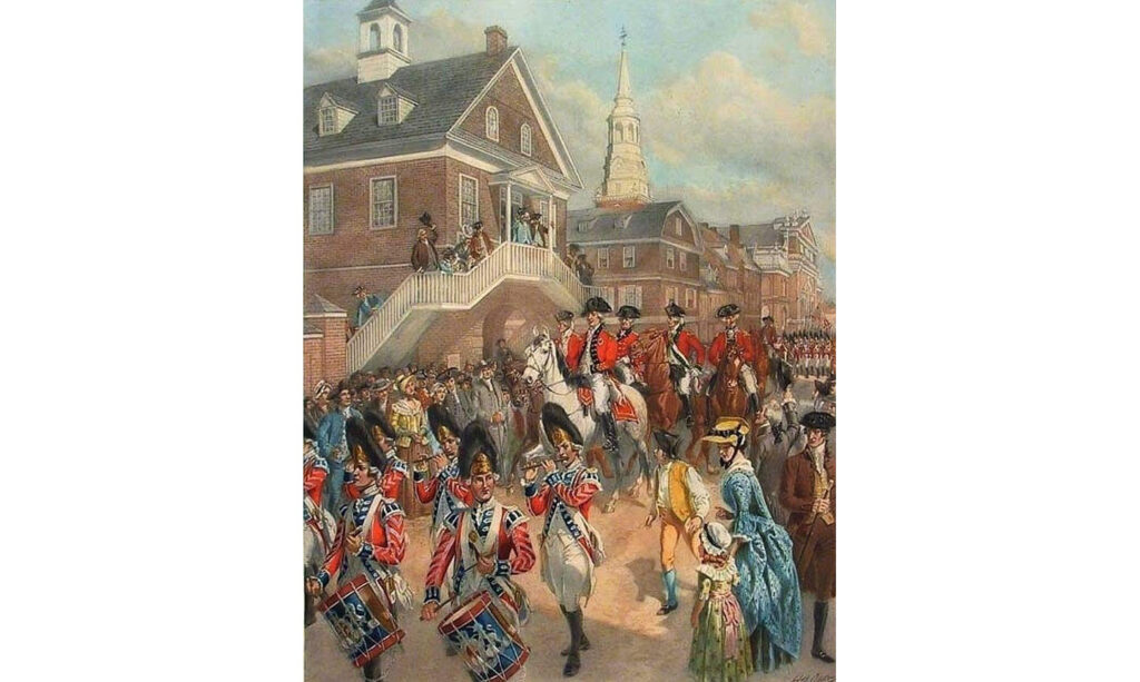 British Philadelphia